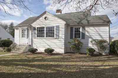 Harrisonburg City County, Harrisonburg County Single Family Home For Sale: 115 S Willow St