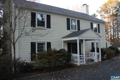 Farmington (Albemarle) Rental For Rent: 2640 North Farmington Hts