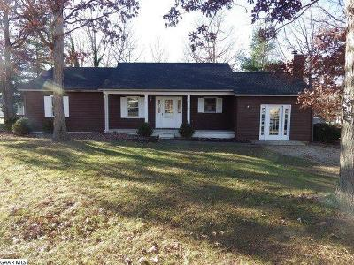Augusta County Single Family Home For Sale: 307 Forest Springs Dr