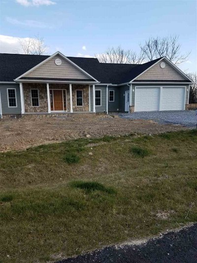 Rockingham County Single Family Home For Sale