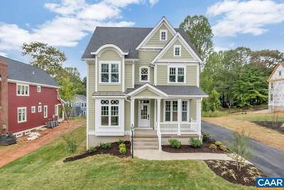 Charlottesville  Single Family Home For Sale: 71 Lochlyn Hill Drive
