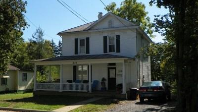 Harrisonburg Single Family Home For Sale: 339 W Bruce St