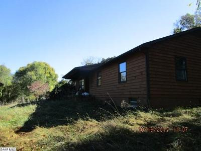 Augusta County Single Family Home For Sale: 73 Tisbrook Dr