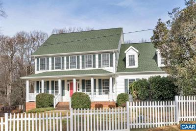 Albemarle County Single Family Home For Sale: 5790 Locust Ln