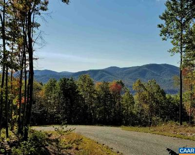 Nelson County Lots & Land For Sale: Lot 22 Rockfish Heights Ln