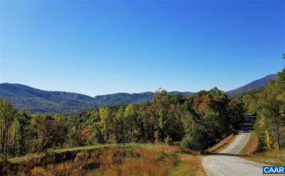 Nelson County Lots & Land For Sale: Lot 11 Rockfish Heights Ln