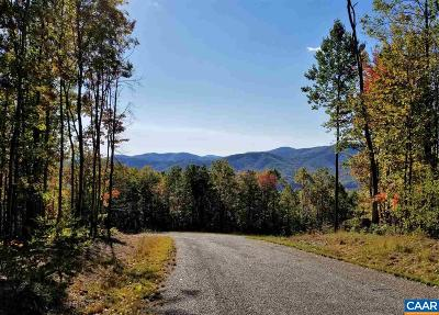 Nelson County Lots & Land For Sale: Lot 24 Rockfish Heights Ln
