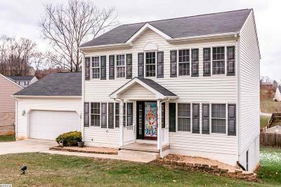 Staunton Single Family Home For Sale: 686 Alextine Dr