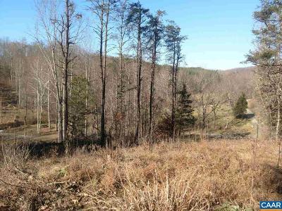 Nelson County Lots & Land For Sale: Buck Creek Ln
