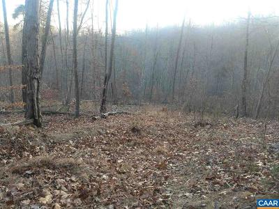 Nelson County Lots & Land For Sale: Lot 1 Naked Mountain Ln