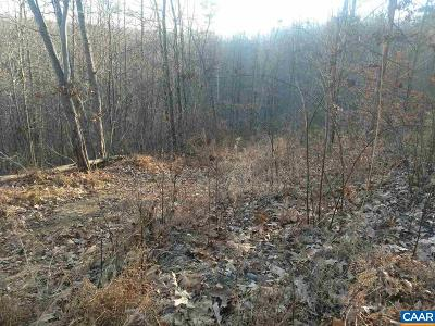 Nelson County Lots & Land For Sale: Lot 2 Naked Mountain Ln