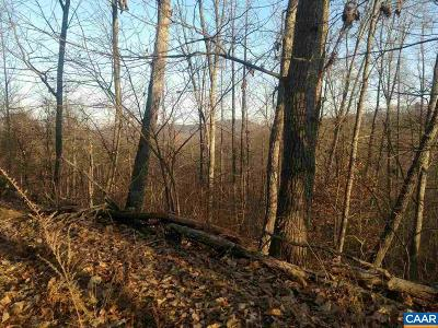 Nelson County Lots & Land For Sale: Lot 3 Naked Mountain Ln
