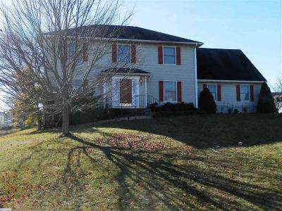 Augusta County Single Family Home For Sale: 59 Amelia Dr