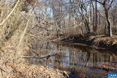 Fluvanna County Lots & Land For Sale: 15154 James Madison Hwy