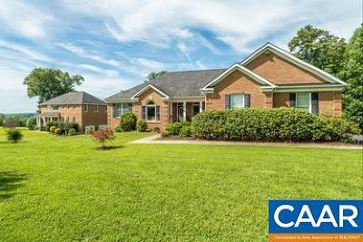 Madison County Single Family Home For Sale: 109b Arrington Mtn Rd
