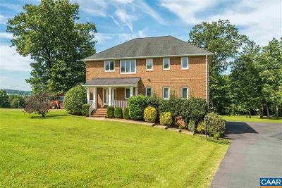Madison County Single Family Home For Sale: 109c Arrington Mtn Rd