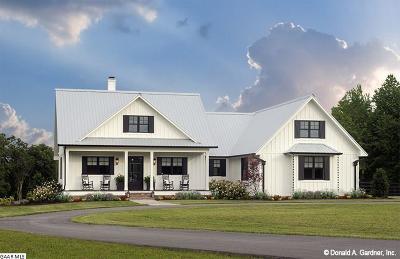 Single Family Home For Sale: 6293 Turkey Sag Rd