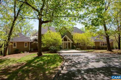 Nelson County Single Family Home For Sale: 390 Saddleback Knl