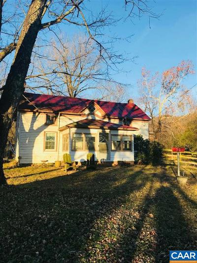 Nelson County Single Family Home For Sale: 51 Creekside Loop