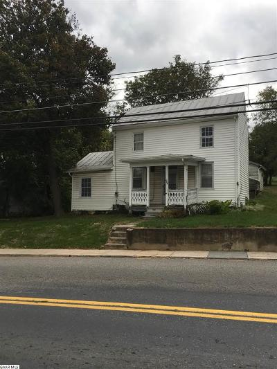 Rockingham County Single Family Home For Sale: 201 N Main St