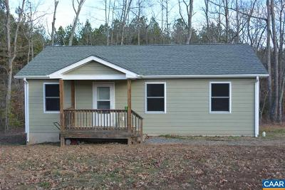 Single Family Home Sale Pending: 1118 Miles Jackson Rd