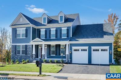 Charlottesville Single Family Home For Sale: 73 Warbler Way