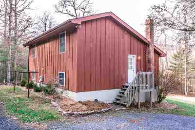 Augusta County Single Family Home For Sale: 232 Marys Run Rd