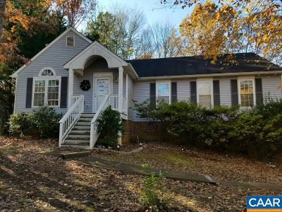 Palmyra Single Family Home For Sale: 16 Stonewall Rd