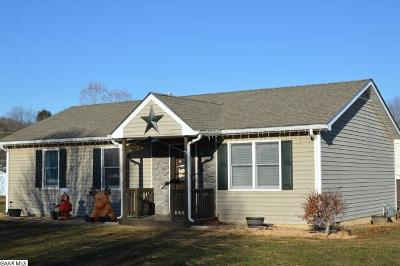Augusta County Single Family Home For Sale: 62 Ox Rd