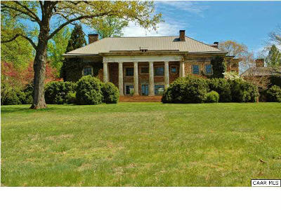 Albemarle County Single Family Home Sold: 6764 Guthrie Hall Ln