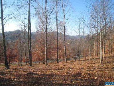 Nelson County Lots & Land For Sale: 90 High View Ln