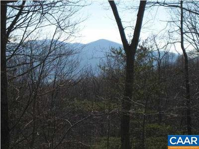 Nelson County Lots & Land For Sale: 281 Wood House Ln