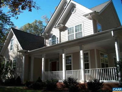 Barboursville Single Family Home For Sale: 4235 Wood Thrush Ln