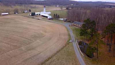 Rockingham County Farm For Sale: 1043 Gravels Rd