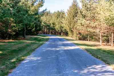 Lots & Land For Sale: 9 Acres Hickory Point Trl