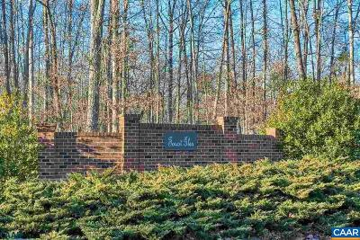 Fluvanna County Lots & Land For Sale: Lot 1 Haden Martin Rd