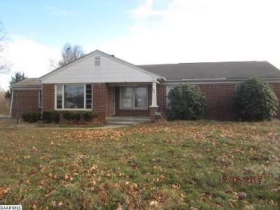 Augusta County Single Family Home For Sale: 92 Virginia Ave