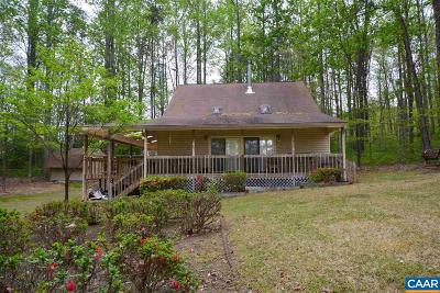 Louisa County Single Family Home For Sale: 6292 Kentucky Springs Rd