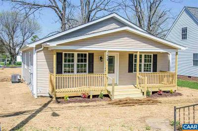Waynesboro County Single Family Home For Sale: 1419 N Delphine Ave