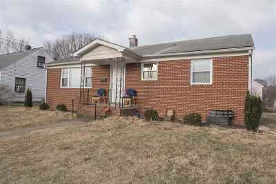 Harrisonburg Single Family Home For Sale: 919 Jefferson St