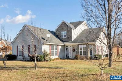 Charlottesville Single Family Home For Sale: 5360 Windy Ridge Rd