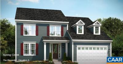 Zion Crossroads Single Family Home For Sale: 3103 Timber Ridge Ln