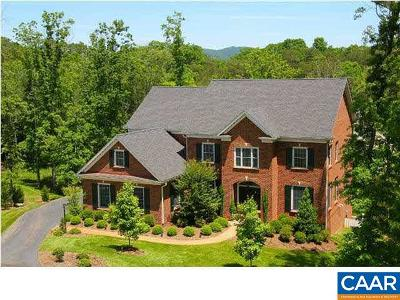 Albemarle County Single Family Home For Sale: 2495 Wiltshire Close