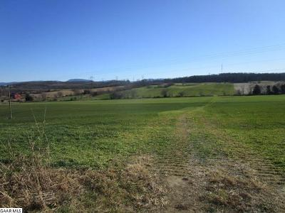 Augusta County Lots & Land For Sale: -102 Kiddsville Rd