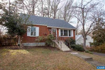 Charlottesville County Single Family Home For Sale: 304 Mobile Ln