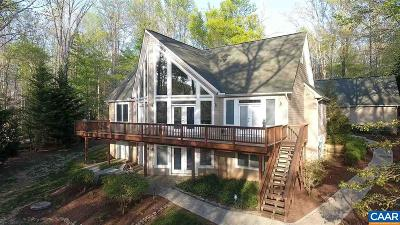 Louisa, Louisa County Single Family Home For Sale: 219 Tyler Point Ln