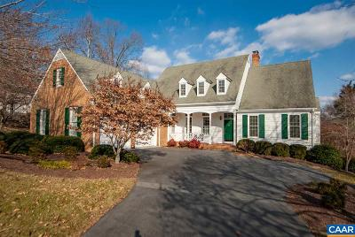 Glenmore (Albemarle), Keswick Farms, Keswick Estate, Keswick Royal Acres Single Family Home For Sale: 3414 Cesford Grange