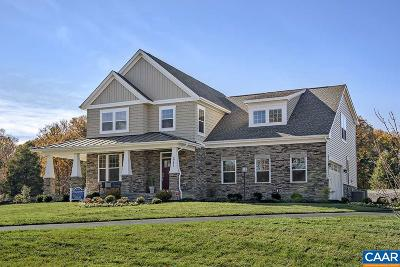Albemarle County Single Family Home For Sale: 87 Dubine Rd