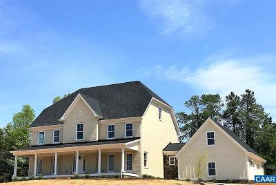 Albemarle County Single Family Home For Sale: 2114 Reivers Run