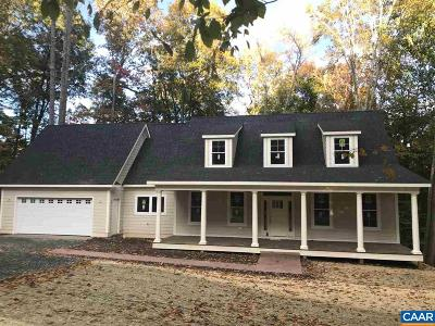 Charlottesville Single Family Home For Sale: 390 Carrsbrook Dr